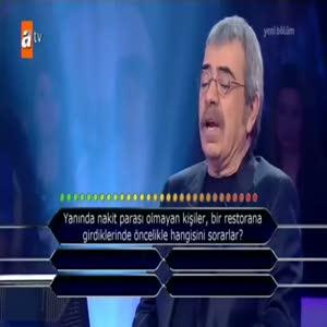 ODTÜ'lü yarışmacı verdiği cevapla şaşırttı!