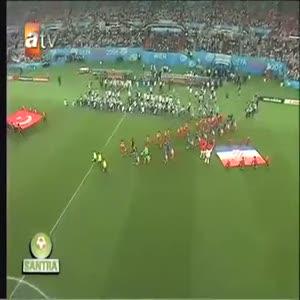 Türkiye - Hırvatistan Euro 2008 çeyrek final maçı