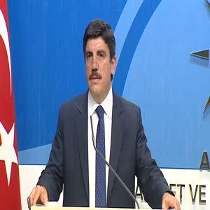 Terörle Mücadele ve Toplumsal Etkisi AK Parti MYK'da ele alındı