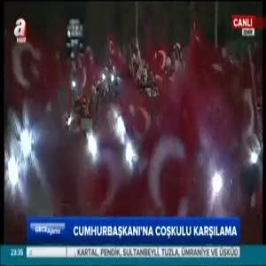 Cumhurbaşkanı Erdoğan İzmir'den müjdeyi verdi