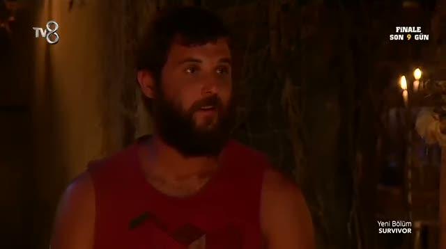 Survivor kim elendi? Survivor 20 Haziran elenen isim konuştu! Survivor İbrahim son sözleri!