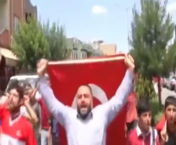 Mardinlilerden PKK'ya öfke!