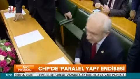 CHP'de 'Paralel Yapı' endişesi