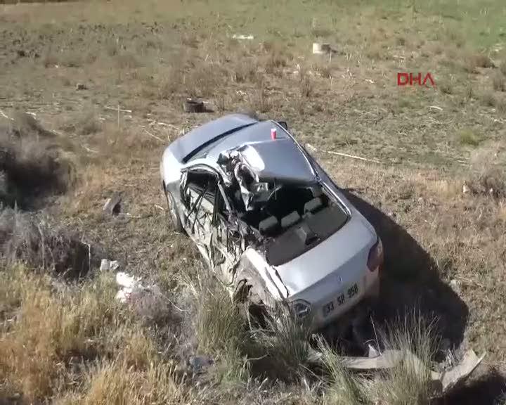 Aksaray'da zincirleme kaza  3 yaralı