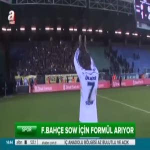 Fenerbahçe Sow için formül arıyor!