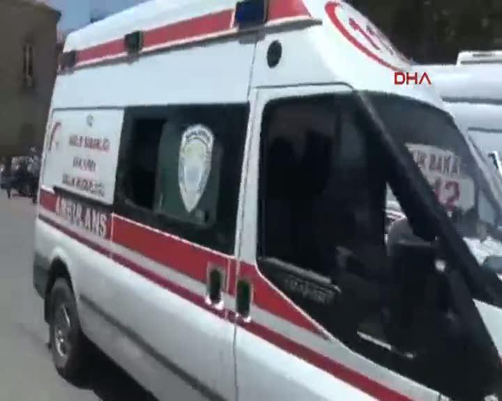 Sulama kanalına düşen Suriyeli bebek kurtarıldı