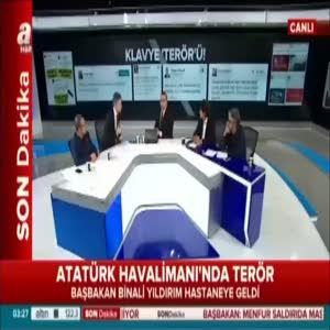 Saldırı sonrası Mirgün Cabas ve Onursal Adıgüzel'dan alçak paylaşımlar