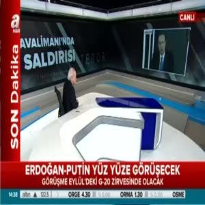 Erdoğan ve Putin yüz yüze görüşecek