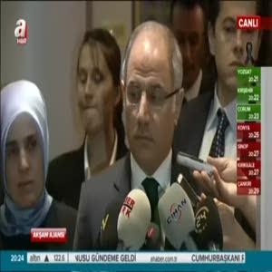 İçişleri Bakanı Efkan Ala'dan önemli açıklamalar