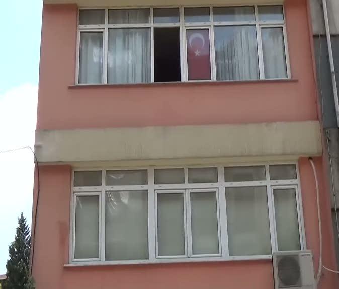 İşte canlı bombaların kaldığı ev