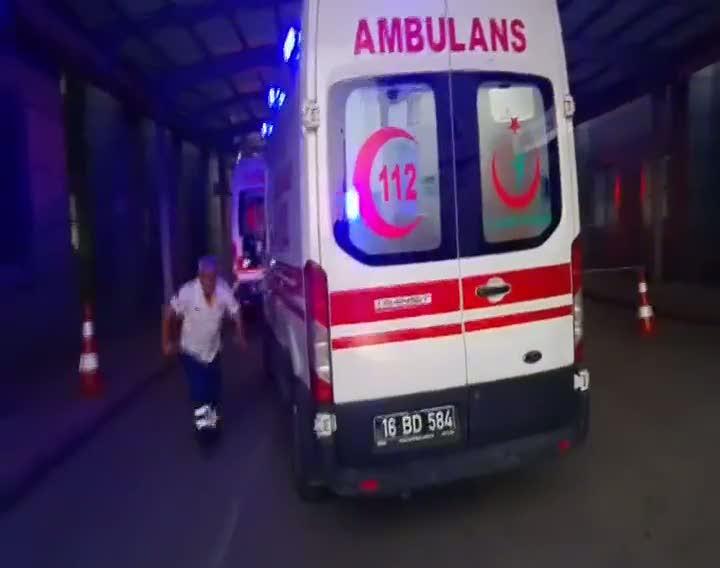 Bursa'da TIR faci·ası: 2 ölü, 3 yaralı