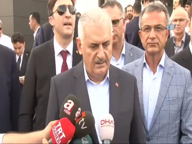 """Başbakan Yıldırım """"Terör Türkiye'nin değil, insanlığı meselesi"""""""