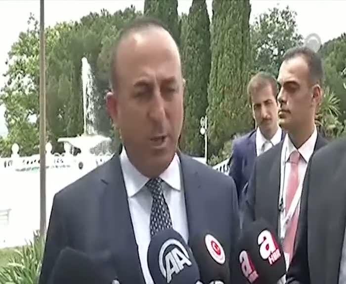 """Dışişleri Bakanı Mevlüt Çavuşoğlu """"Türk-Rus ilişkilerinin normalleşeceğine hep inandık"""""""