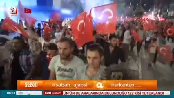Mehter marşlı muhteşem İslam direnişi videosu!