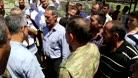 Şehit Astsubay Kıdemli Başçavuş Bülent Aydın için taziye çadırı kuruldu