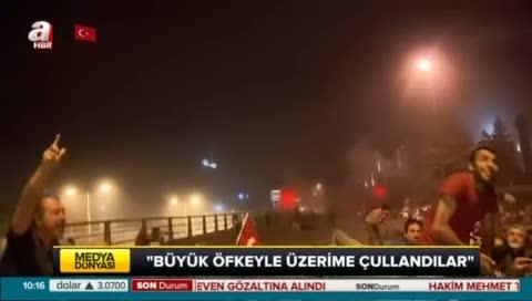 Org. Yaşar Güler nasıl rehin alındığını anlattı