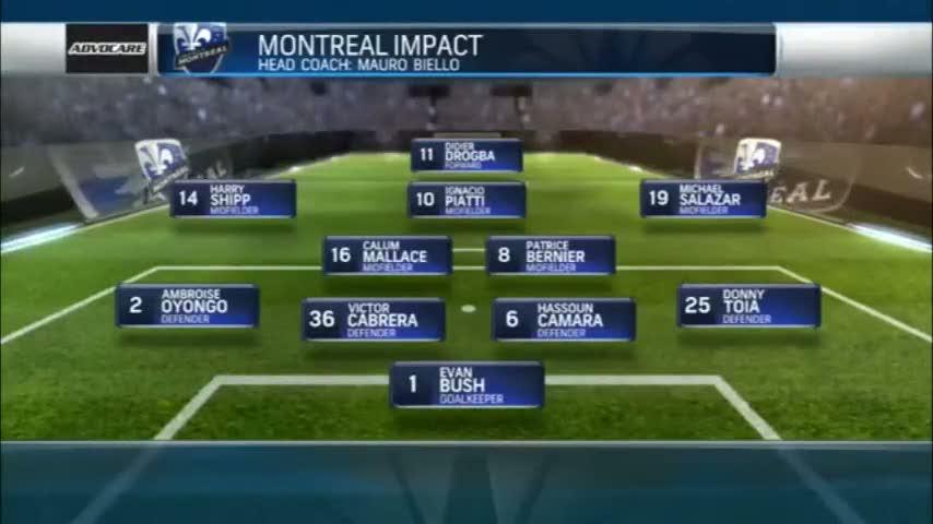 Didier Droba hat-trick yaptı