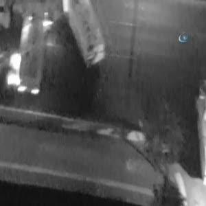 Ankara Emniyet Müdürlüğü'ne saldırının yeni görüntüleri ortaya çıktı