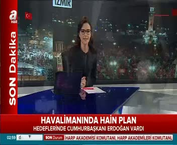Cumhurbaşkanı Erdoğan'ı helikopterle vuracaklardı