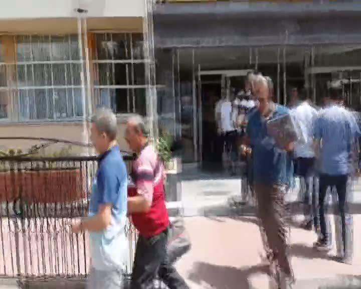 Eski İlçe Tarım Müdürü FETÖ operasyonunda gözaltına alındı