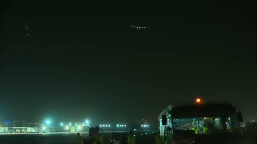 Yakıt kullanmayan uçak Solar Impulse 2 dünya turunu tamamladı