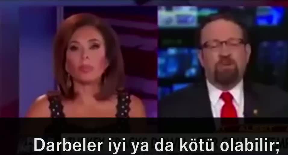 FOX News'te skandal darbe yorumu