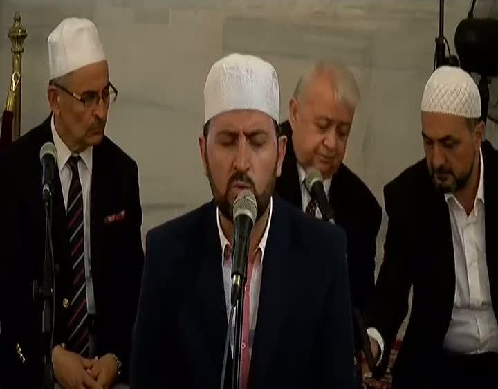 İstanbul Emniyetinden demokrasi şehitleri için mevlit okuttu