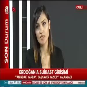 Cumhurbaşkanı Erdoğan'a suikast planı itirafı!