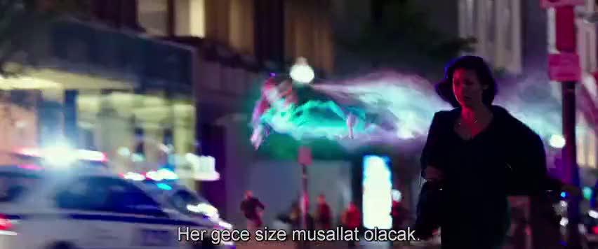 Ghostbusters: Hayalet Avcıları filminin fragmanı
