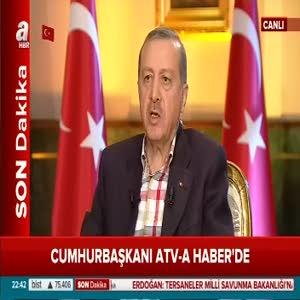 Erdoğan: Demokrasi nöbetini önümüzdeki Pazar taçlandıralım