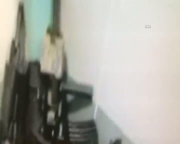 Hava Harp Okulu'nda kadınlar tuvaletine gizlenen silahlar ele geçirildi