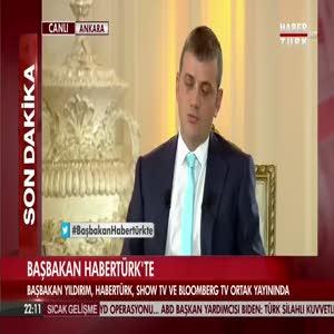 Başbakan Yıldırım'dan PYD-DAEŞ operasyonu açıklaması