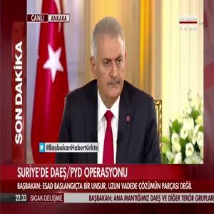 Başbakan Yıldırım'dan Biden ziyaretine ilişkin açıklama