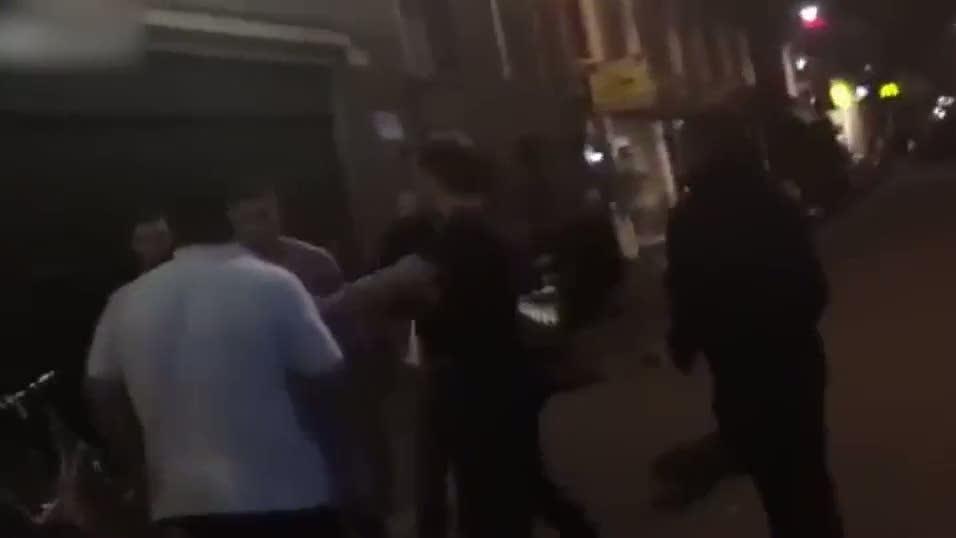 1 Türk 6 Hollandalıyı tek başına dövdü