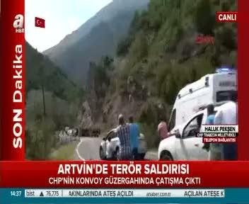 CHP Trabzon Milletvekili Haluk Pekşen '' planlı ve profesyonel bir saldırı ''