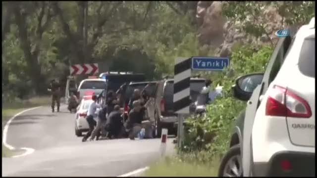 Kemal Kılıçdaroğlu'nun konvoyuna saldırı: 1 şehit, 2 yaralı