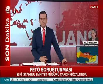 Hüseyin Çapkın'a FETÖ gözaltı