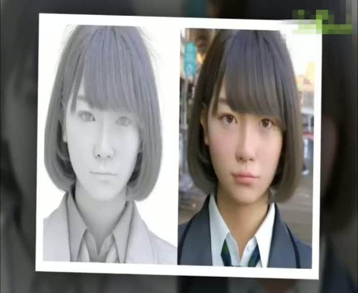 Saya Ishikawa isimli sanal kızı görenler gerçek sanıyor!