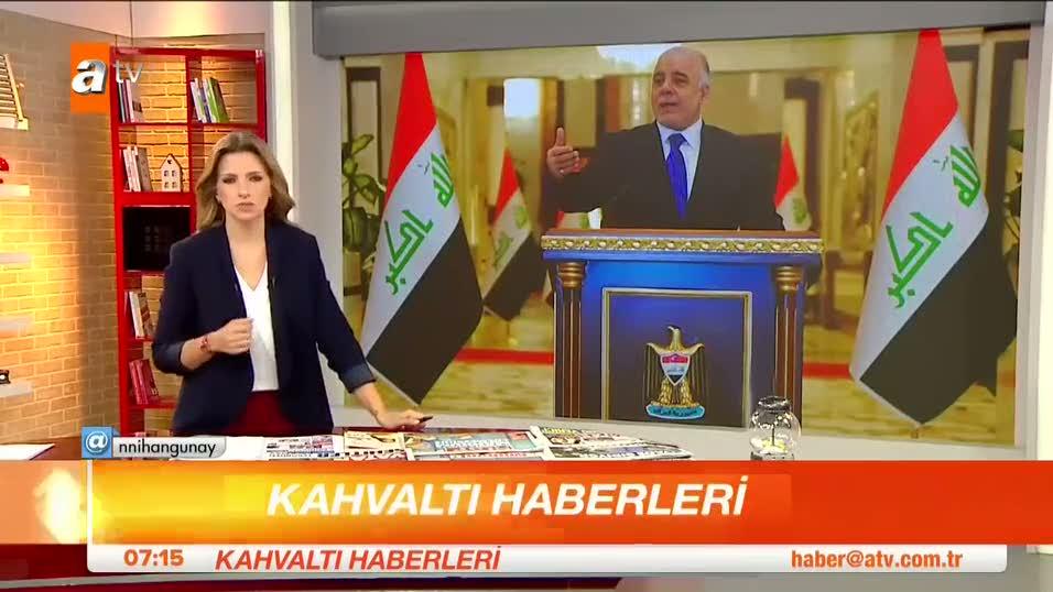 Irak Başbakanı kim adına konuşuyor?