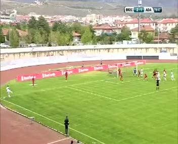 24 Erzincanspor: 2 - Adanaspor: 2