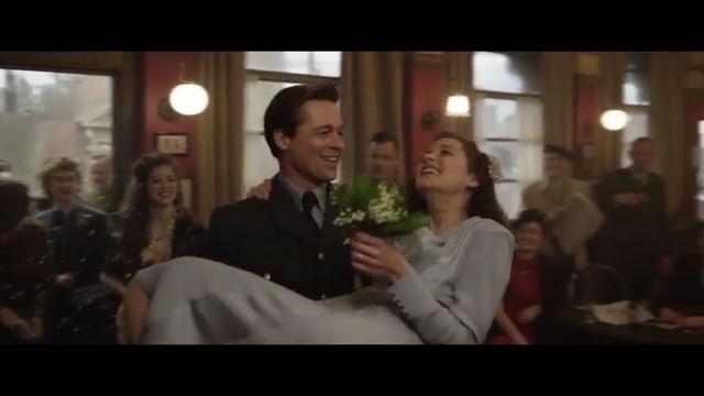 İşte Brad Pitt ve Marion Cotillard'ın sahneleri