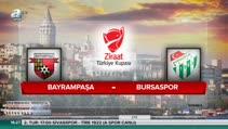 Bayrampaşa: 0 – Bursaspor: 1 (Özet)