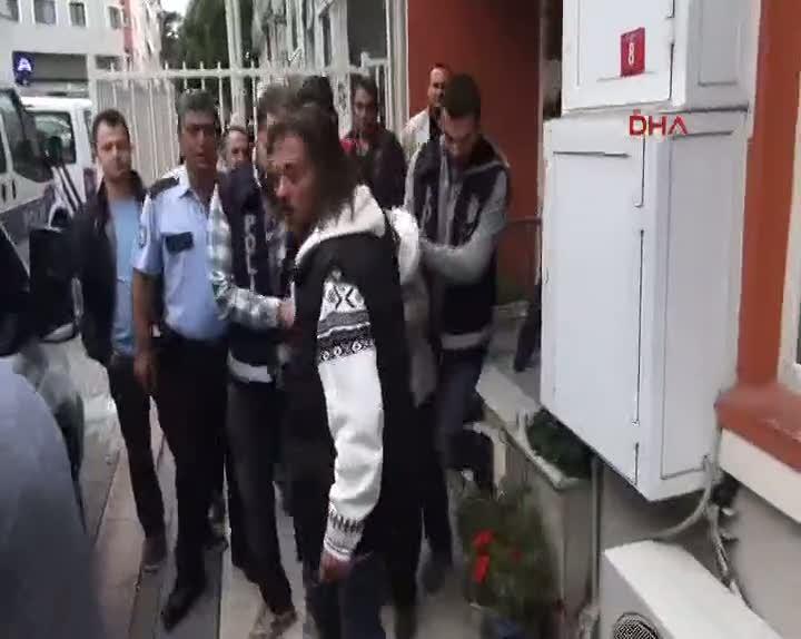 Şemsiyeli saldırgan adliyeye sevkedildi