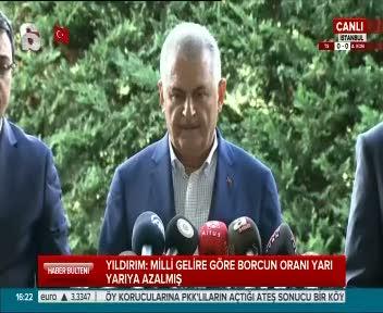 """Başbakan Yıldırım """"15 Temmuz'dan sonra ne değişti?"""""""