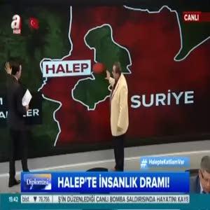 Gıyas Sahlul: Halep Suriye'nin ekonomi başkenti