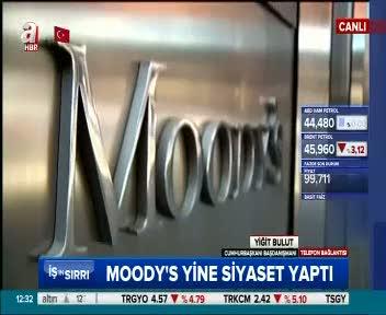 Cumhurbaşkanı Başdanışmanı Yiğit Bulut Moody's'in kararını yorumladı