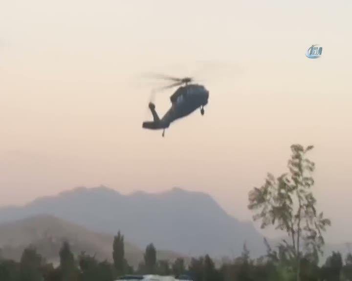 Başkale'de çatışma: 3 korucu yaralandı