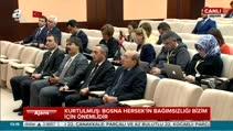 """""""Türkiye fevkalade ciddi bir atakla yoluna devam ediyor"""""""