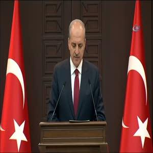 Başbakan Yardımcısı Numan Kurtulmuş'a 'ikinci kalkışma' iddiası soruldu