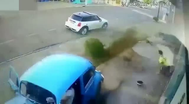 İşte dünyanın en hızlı adamı!